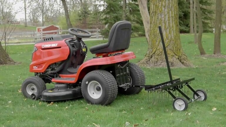 Tow Behind Dethatcher Reviews (Buyer's Guide 2020)